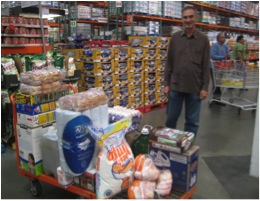 Steve at costco
